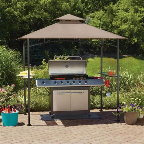 gazebo for grill 30 grill gazebo ideas to up your summer barbecues