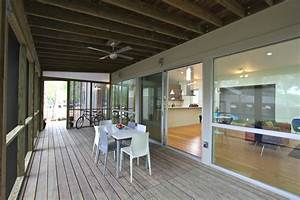 Patio Screen Door Porch Modern With Architecture Ceiling