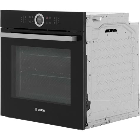 BOSCH HBG634BB1B Electric Oven  Black Combens