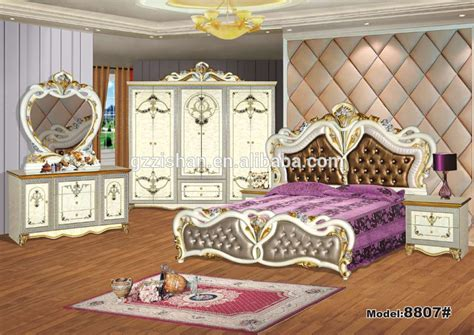 French Style Used Bedroom Furniture For Sale