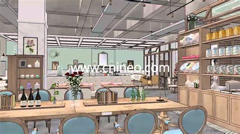 kitchen design shops coffee shop kitchen design project coffee shop 3d 1348