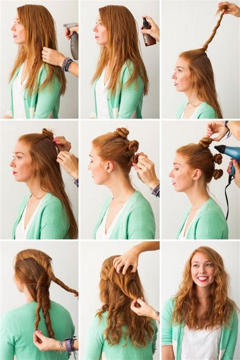 the best hair tutorials for curly hairstyles hair