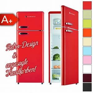 Kühl Gefrierkombination Bunt : frankenberg a retro style k hl gefrierkombination kombi k hlschrank neu wow ebay ~ Watch28wear.com Haus und Dekorationen
