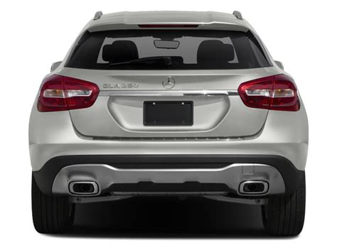 The car has been outstanding for both. New 2018 Mercedes-Benz GLA GLA 250 4MATIC SUV MSRP Prices - NADAguides