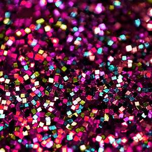 Doodlecraft: Multi-Colored Square Glitter Background ...