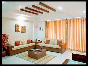 Indian Drawing Room Design - GharExpert