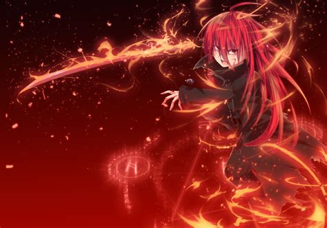 Shana Anime Wallpaper - shana hd wallpaper background image 2000x1400 id