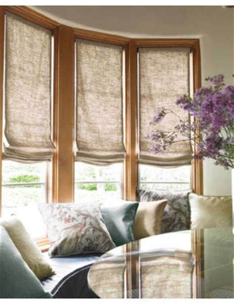 relaxed fabric shades smith and noble window
