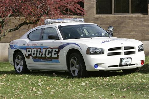2006 Dodge Charger 3.5-liter V6 Police Car News