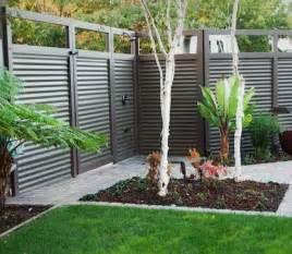 corrugated metal fence corrugated metal renewal project stuff pinterest