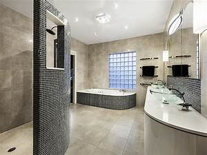Tiles in a bathroom design from an Australian home