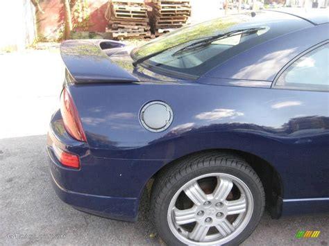 Huntington Mitsubishi by 2001 Huntington Blue Pearl Mitsubishi Eclipse Gt Coupe