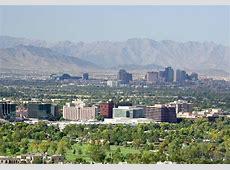 Phoenix City in Arizona Thousand Wonders