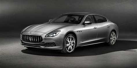 Maserati Quattroporte by 2018 Maserati Quattroporte Pricing And Specs Photos