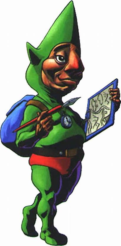Tingle Zelda Elf Legend Mask Majora Nightmares