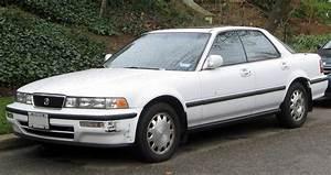 1992 Acura Vigor - Information And Photos