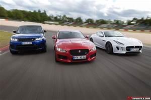 Jaguar Land Rover : a day with jaguar land rover at the nurburgring gp track gtspirit ~ Maxctalentgroup.com Avis de Voitures