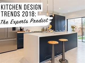kitchen trends 2018 the experts predict the luxpad With kitchen cabinet trends 2018 combined with black art wall pictures