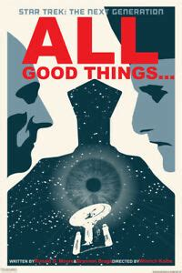 Star Trek The Next Generation All Good Things Episode TV ...