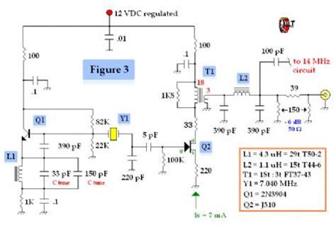 Low Distortion Crystal Oscillator Signal Processing