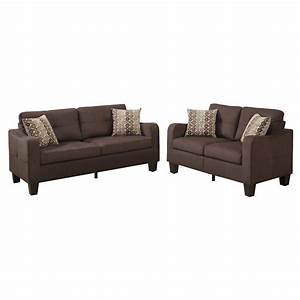 spencer 2 piece sofa and loveseat sofa sets living room With spencer leather sectional sofa 2 piece