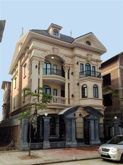 Kitchen Ceiling Fans Ideas by Vietnam Luxury Classical Townhouse Condominium