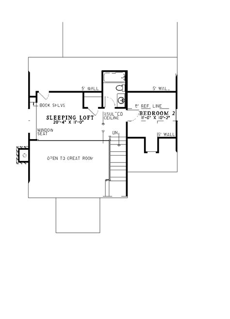 country cabin floor plans verden country cabin home plan 055d 0070 house plans and