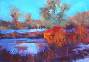 Fantasy Art Of Illusion: Cool Eve Along the Platte ...