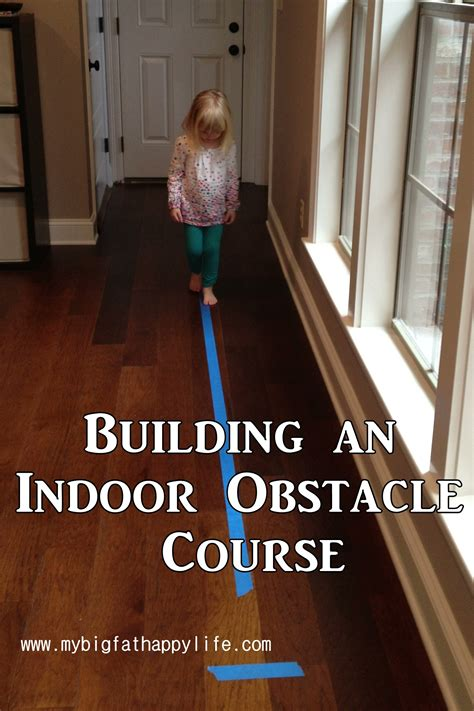 building  indoor obstacle   big fat happy life