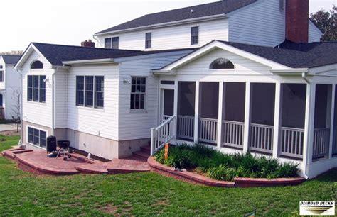 ellicott city porch patio