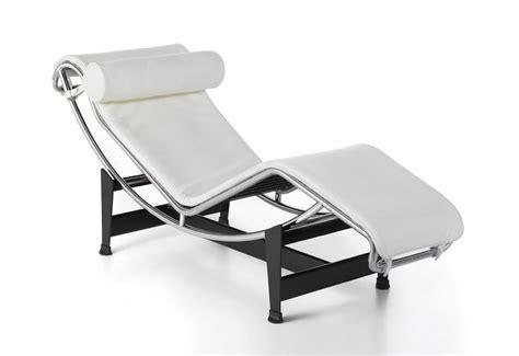 chaise longue design italien en cuir le corbusier lc4 meuble et d 233 coration marseille