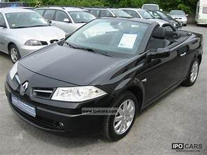 Megane 2008 : 2008 renault megane ii cabriolet dynamique full car photo and specs ~ Gottalentnigeria.com Avis de Voitures