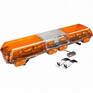 Wolo Infinity 3 48in  Led Light Bar  U2014 Amber Lens  Model  7700