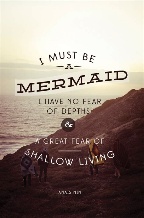 MERMAID QUOTES image quotes at relatably.com