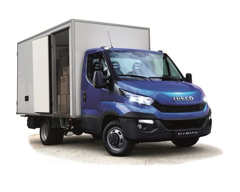 The New Iveco Daily Cab Chassis