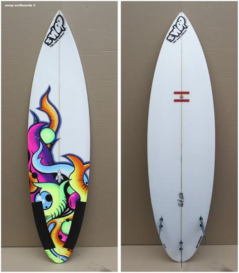 swop surfboards jungle