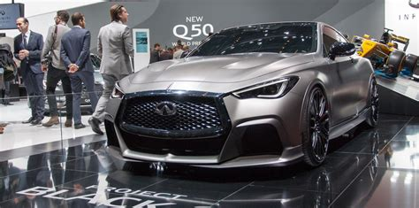 Q60 Project Black S Price by Infiniti Q60 Project Black S Concept Revealed