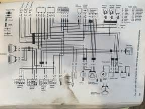 similiar honda 250 fourtrax connection box keywords foreman 400 wiring wiring on wiring diagram 1985 honda 250 fourtrax