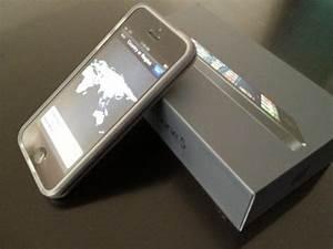 Iphone Model A1332 User Manual
