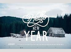 January 2016 free calendar wallpaper desktop background