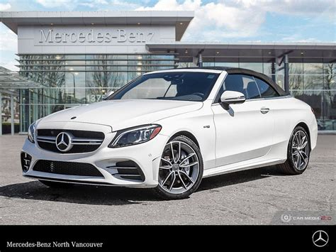 It has three body styles: Mercedes-Benz North Vancouver | 2020 Mercedes-Benz C43 AMG 4MATIC Cabriolet | #20971227