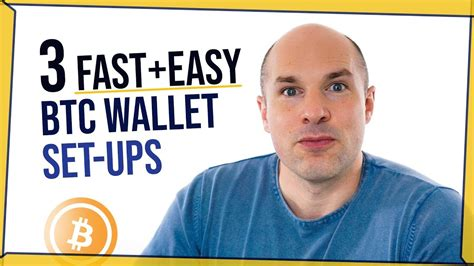 For a new bitcoin investor, understanding how wallets work is essential. How to get a Bitcoin Wallet Address - FREE & in under a minute - YouTube