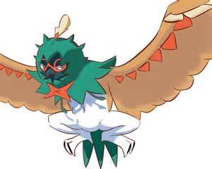 Pokemon Decidueye