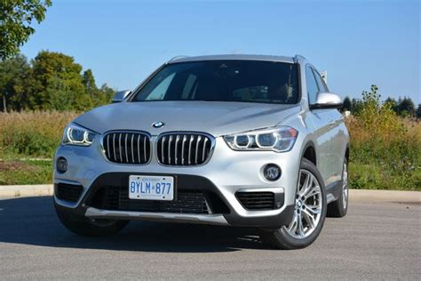 bmw x1 zubehör faceoff bmw x1 xdrive28i vs volvo xc40 r design the globe and mail