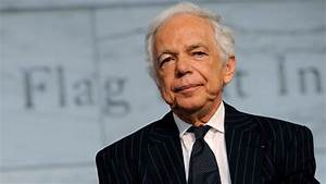 Ralph Lauren to step down as CEO, Old Navy president named