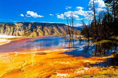 yellowstone national park wyoming united states
