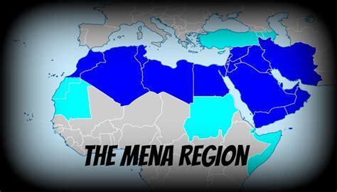 MENA Region Countries List 2018