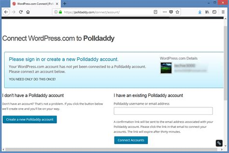 create surveys and polls online with polldaddy