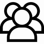 Outline Icon Icons Many Commercial Counseling Social