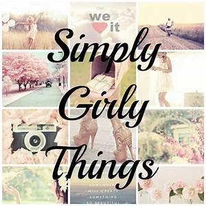 Simply Girly Things